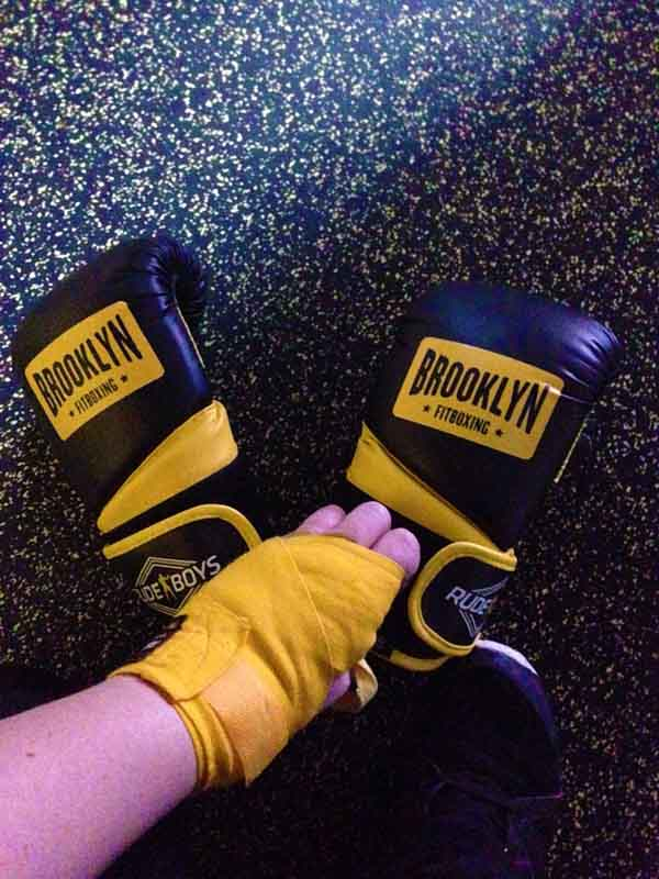 fitboxing guantes