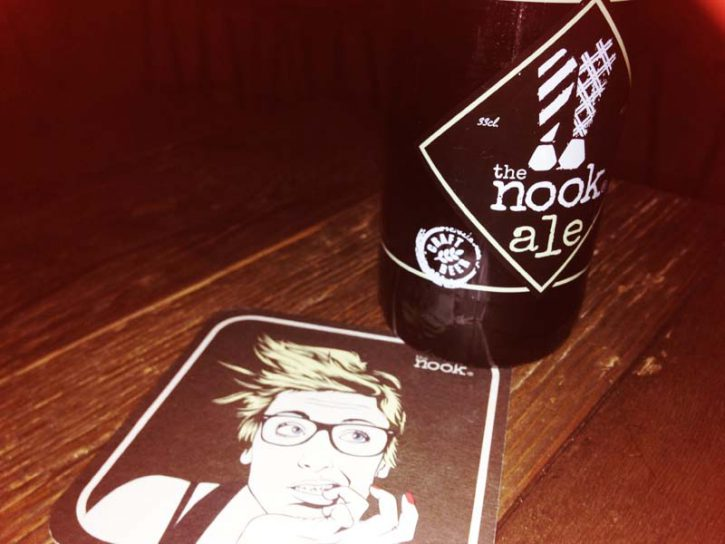 The Nook beer
