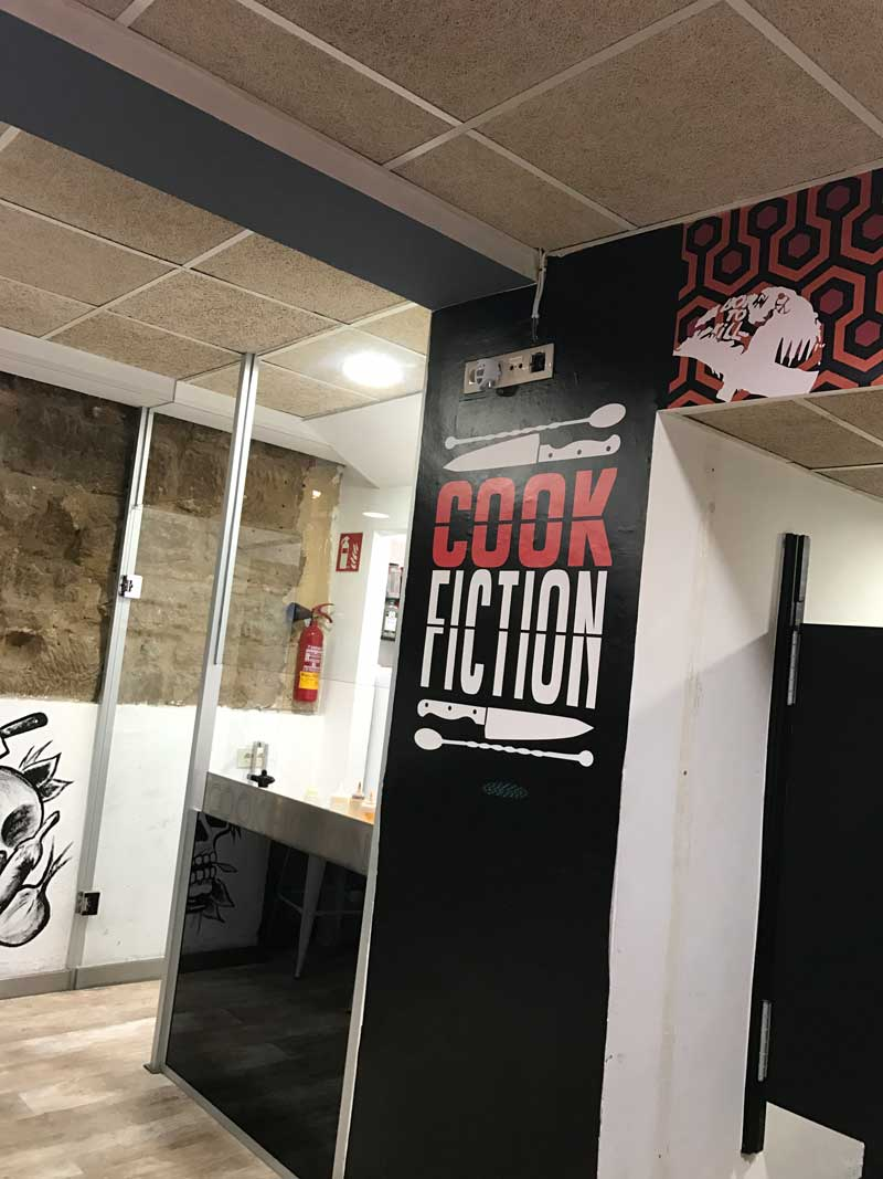 cook fiction
